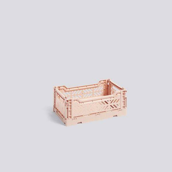 Colour Crate Foldekasse S Soft Pink