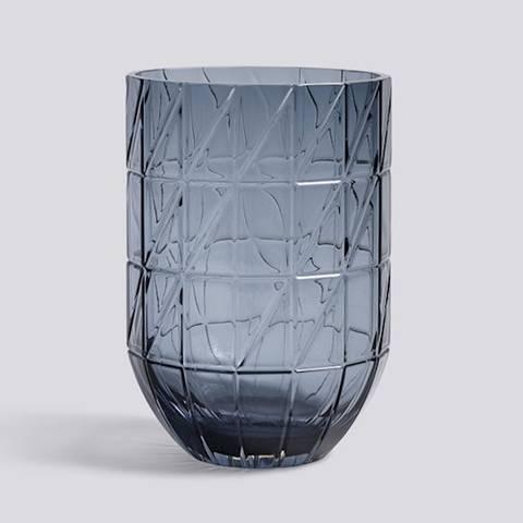 Bilde av Colour Vase Blue HAY