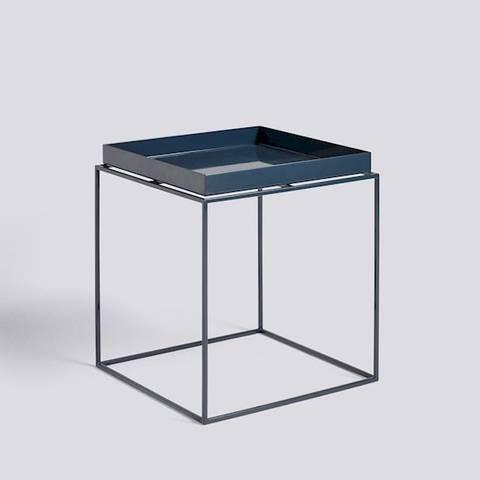 Bilde av Tray Table 40 x 40 Deep Blue