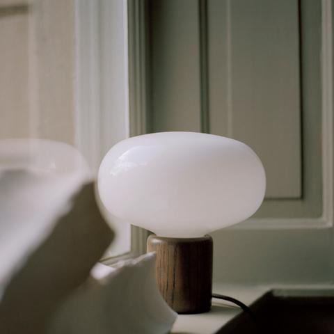 Bilde av Karl-Johan Table Lamp, Smoked